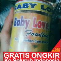 Baby Lovebird Pakan Love Bird Anakan Lolohan - Sejenis Nutribird A21