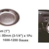 Piringan Magnet Model Bulat Size 6 Inch - Wipro Bm06