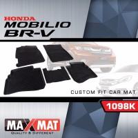 Karpet Karet Mobil Maxmat 3D Khusus BRV Thailand