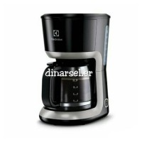 ELECTROLUX COFFEE MAKER ECM 3505 / PENYEDUH KOPI 1.5 LITER ECM-3505