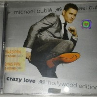 CD Michael Buble - Crazy Love Hollywood Edition