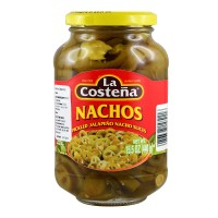 Jual La Costena Nachos - Acar Cabai Jalapeno 440gr Murah