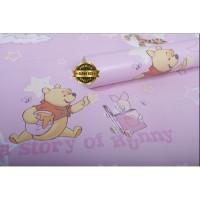 Wallpaper winnie the pooh uk 45 cm x 10 meter