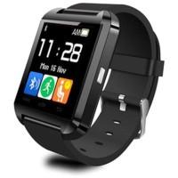 Jual Smartwatch U Watch U8 - Black Smart Watch I-One  PROMO DISKON Murah