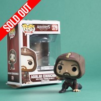 Funko Pop 379 Assasins Creed Aguilar (Loot Crate Exclusive)