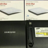 DVD-RW Samsung optical drive external Usb portable DVD RW