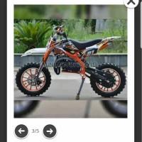 Motor Mini Trail 50cc Mini Motor Mesi 2 Tak