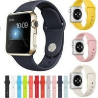 Jual BIG SALE premium strap apple watch sport band 42 mm hight quality Murah
