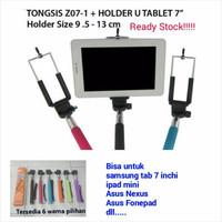 Jual PROMO Tongsis + Holder U Tab 7 inchi TERMURAH Murah