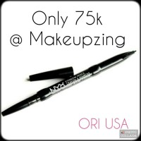 Nyx Auto Eyebrow Pencil Black