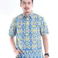 Batik Solo - Kemeja Batik Cowok Modern - Baju Batik kantor Terbaik