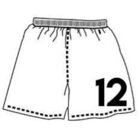 Pasang Nomor Celana
