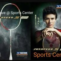 Promo Raket Badminton Victor Jetspeed S Bao Original Murah