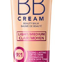 RIMMEL Rimmel BB Cream 9-in-1 Skin Perfecting Super Makeup BB Cream