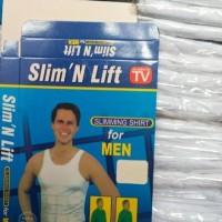 Super Slim | Slim N Lift | Baju Pengecil Perut Pria