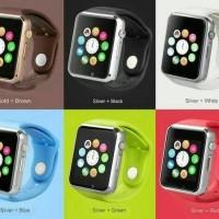 Bluetooth Smart Watch A1 Camera + Sim Phone + Memori Card ( NEW )