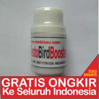 Testo Bird Booster Plus Panduan, Obat Burung Macet Bird Boster TBB
