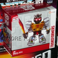 Grimlock Transformers G1 Kids Logic Mini Super Deformed