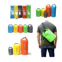 Dry Bag Tabung Anti Air Waterproof 5 Liter / Dry Tube Bag NATURE 5L