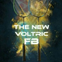 RAKET YONEX VOLTRIC Z FORCE II LIMITED EDITION ( TRIPLE PLATINIUM )