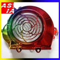 Harga aksesoris variasi tutup kipas sepeda motor honda beat | antitipu.com