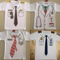 Jual Kaos Anak Profesi Murah