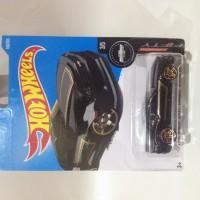 Hotwheels 2013 Chevy Camaro Special Edition Hitam strip emas