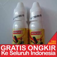 Obat Burung Moncer 1 Vitamin Burung Gacor - Moncer1 Lovebird Kenari