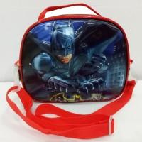 Tas Selempang 3in1 LAMPU Dan MUSIC Batman 5D Timbul Hologram