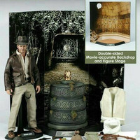 Hot Toys Indiana Jones Dx05