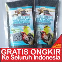Probird Blueseed Pakan Burung Kenari, Blackthroat Finch Biji Blue seed