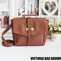 Tas Victoria bag Brown