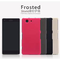 Frosted Original Z3compact Hardcase Nilkin Sony Xperia Z3 Compact
