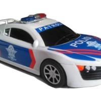 Mainan Mobil Polisi Patroli Jalan Raya PJR Ukuran Besar