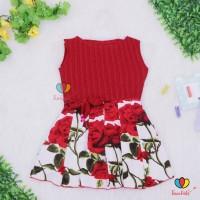 Dress Angel Uk 1-2 Th Dress Balita Dress Anak Perempuan Dress Yukensi