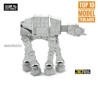 Jual Lov-Piece 3D Metal Puzzle AT-AT Walker Murah