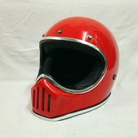 harga Helm Custom Vigano Cakil Exclusive Tokopedia.com