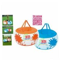 Bestway Bonk Out Bemper Sumo 52222 Mainan Edukasi Anak Bahan PVC Tebal
