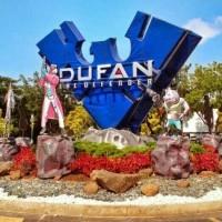 Tiket masuk Dufan