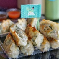 Jual Kuotie Ayam/ Babi Udang 30pcs (frozen gyoza/swekiaw) Murah