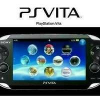 PS VITA + SD2VITA 128GB MICRO SD SANDISK FULL GAME