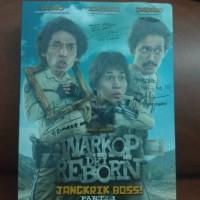 DVD WARKOP DKI REBORN - JANGKRIK BOSS PART 1