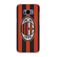 AC Milan Seasion Samsung Galaxy S8 Plus Custom Hard Case