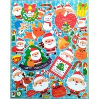 Sticker Stiker Anak Natal Christmas Sinterklas