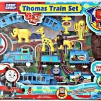 Jual Mainan kado kereta Thomas & friends train set 899 baru Murah