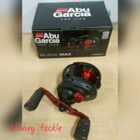 Reel BC Abu Garcia Black Max (BMAX-3L) handle kiri