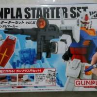 HG Gunpla Starter Set Vol.2 Free Gundam Marker