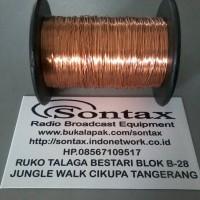 Harga kawat tembaga email enamel 0 5mm 0 5 mm radio kumparan spul | antitipu.com