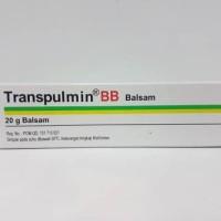 Transpulmin BB balsam 20 gr
