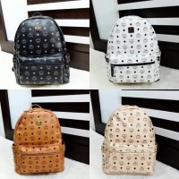 MCM Stark Backpack (READY STOCK)